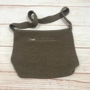 The Sak Crochet Shoulder Bag Purse